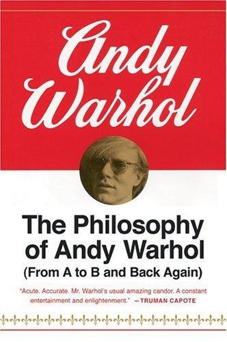 PhilosophyofAndyWarholBookcover